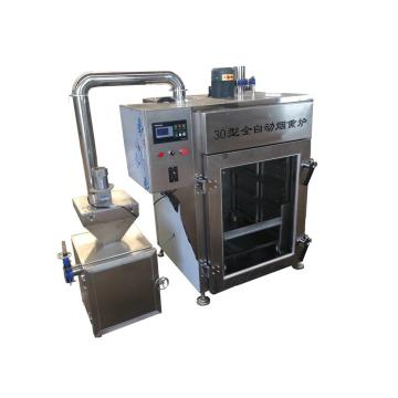 Industrial Sausage Smoker (ZXL-250) , Meat Smoking Machine, Smoked Meat Machine