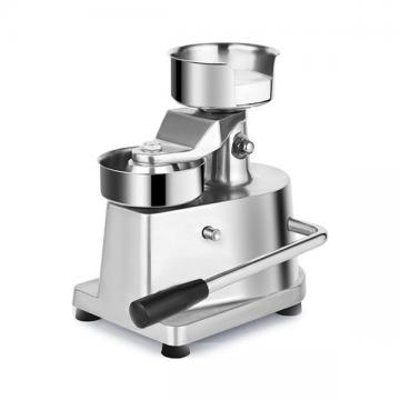 Commercial Hamburger Stuffed Burger Patty Press Maker