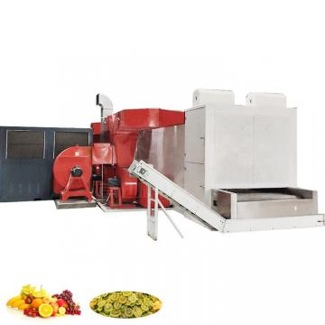 Vegetable Dryer Conveyor Belt Drying Machine