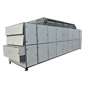 Automatic Food Conveyor Drying Equipment Air Dryer Machine