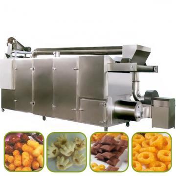 Fried Pellet Snack Macaroni Pasta Noodle Food Extruder Extrusion Machine