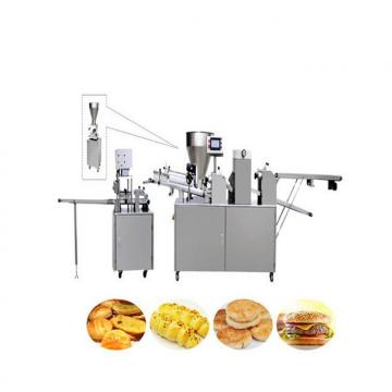 Tunnel Oven Gas Bread Bakery Complete Automatic Hamburger Production Line (ZMS-2M)