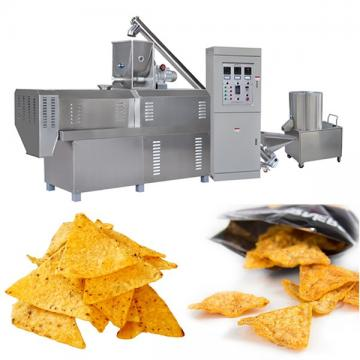 Tortilla Doritos Corn Chips Mixer Conveyor Continuous Fryer Making Machine