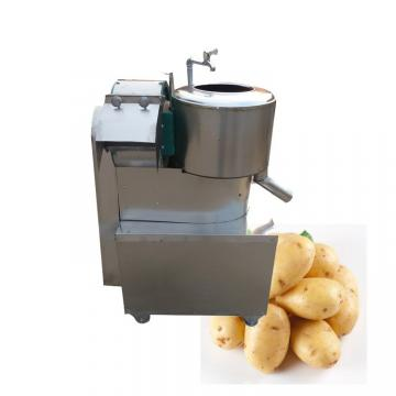 Automatic Industrial Carrot Potato Cassava Peeler