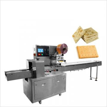 Bread Cake Biscuit Chocolate Flow Pillow Packing Machinery Automatic Packing Machine