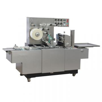 Bt-200 Automatic Biscuit Carton Box 3D Packing Machine BOPP Film Perfume Playing Card Cellophane Overwrapping Machine