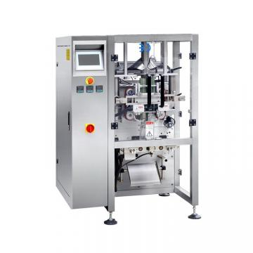 Automatic Food Machinery Snacks Packing Machine with Multi-Head Weigher