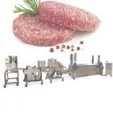 Hamburger Patty Forming Machine Soya Protein Burger Nuggets Production Line