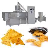 Tortilla Doritos Corn Chips Mixer Conveyor Continuous Fryer Making Machine