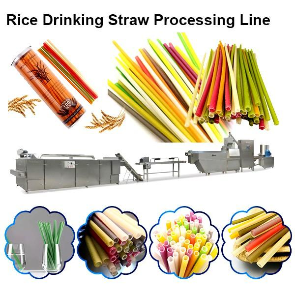 Paper Straws Drinking Decoration Straw, Disposable Biodegradable Drinking Straws, 7.75 Inches #1 image