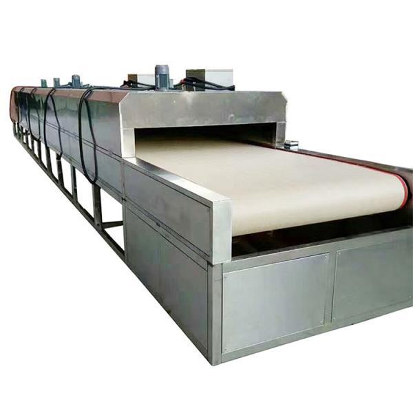 Industrial Digital Textile Printer High Speed Belt Transmission Dryer 20kw #2 image