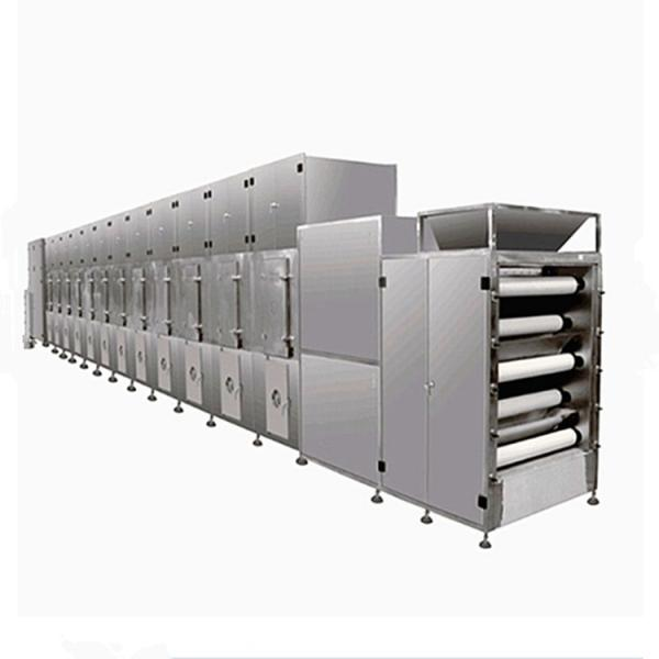 Small Tunnel Infrared Ray Dryer Tunnel Conveyor Dryer Levelling Machine #3 image