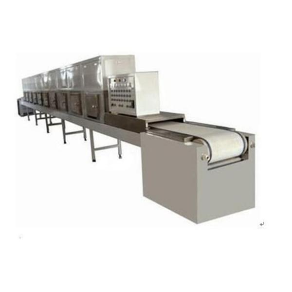 Small Tunnel Infrared Ray Dryer Tunnel Conveyor Dryer Levelling Machine #1 image