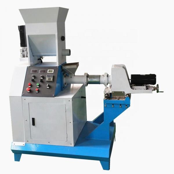Full Automatic Pet Chews Treat Processing Line/Pet Dog Fish Pellet Food Machine/Lowest Price Fish Food Making Machine #1 image
