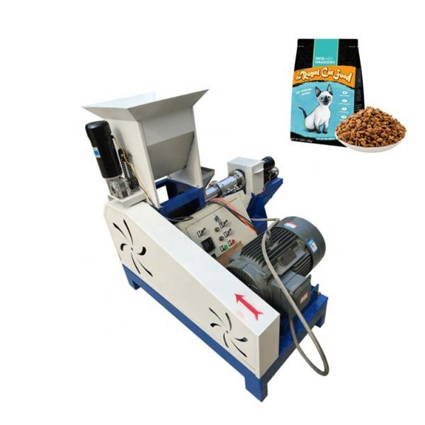 Different Shape Treats Dog Feed Food Making Machine #1 image