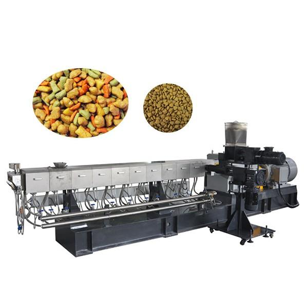 Fully Automatic Industrial Dog Treats Moulding Machinery #1 image