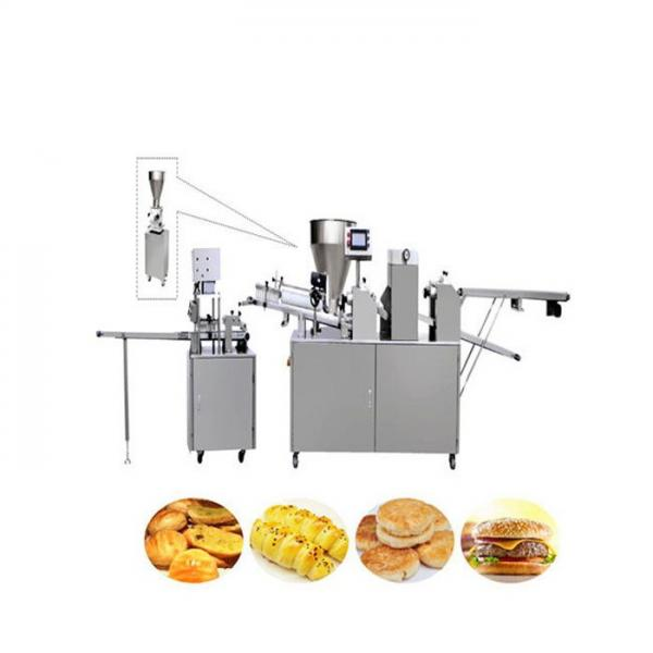 Tunnel Oven Gas Bread Bakery Complete Automatic Hamburger Production Line (ZMS-2M) #1 image