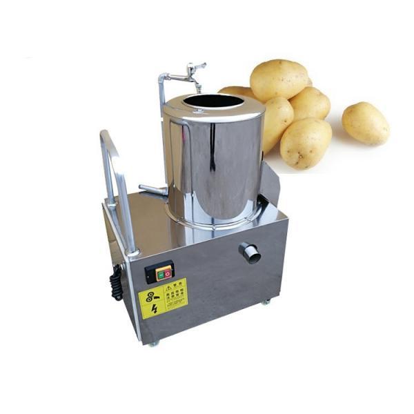 15kg Stainless Steel Industrial Food Equipment Potato Peeler #1 image