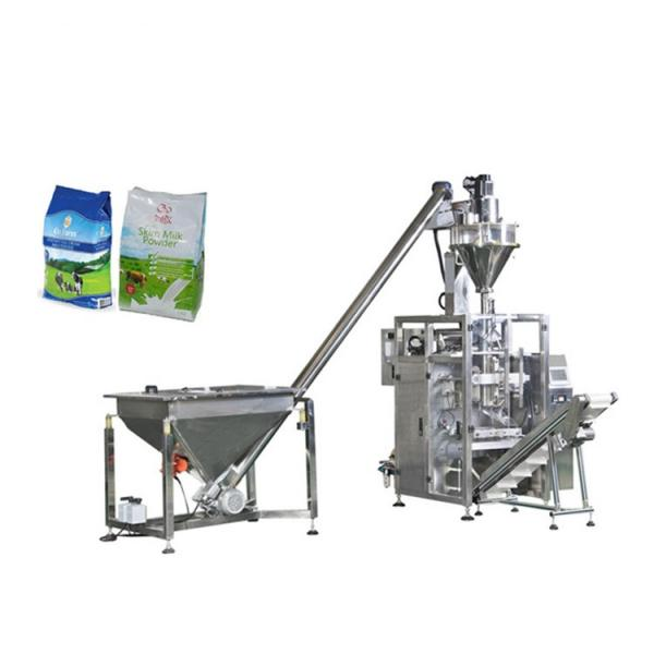 Full Automatic Cocoa/Milk/Coffee/Washing Powder/Flour/Salt/Pepper Powder Packing Machine/Packaging Machinery #1 image