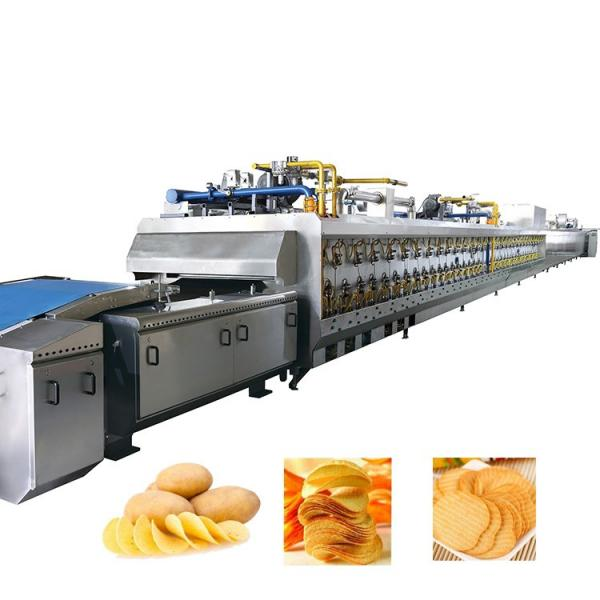 3-Side Sealing Fuly Automatic Pouch Bag Vffs Vertical Packaging Machine for Food Fresh Food Puffed Food Dog Food Potato Chips Packaging Machine Dxd-420c #3 image