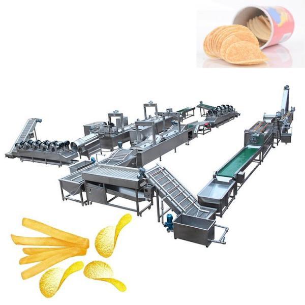 New Small Scale Fresh Potato Chips Production Machine #1 image