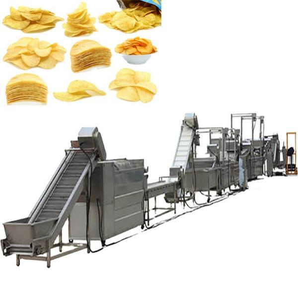 3-Side Sealing Fuly Automatic Pouch Bag Vffs Vertical Packaging Machine for Food Fresh Food Puffed Food Dog Food Potato Chips Packaging Machine Dxd-420c #1 image