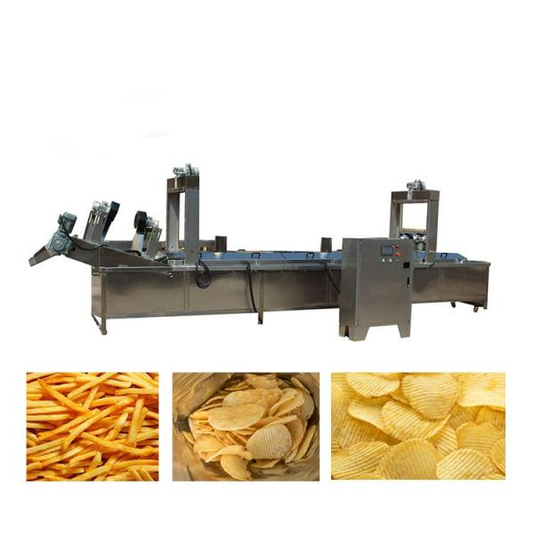 3-Side Sealing Fuly Automatic Pouch Bag Vffs Vertical Packaging Machine for Food Fresh Food Puffed Food Dog Food Potato Chips Packaging Machine Dxd-420c #2 image