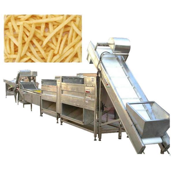 New Small Scale Fresh Potato Chips Production Machine #3 image