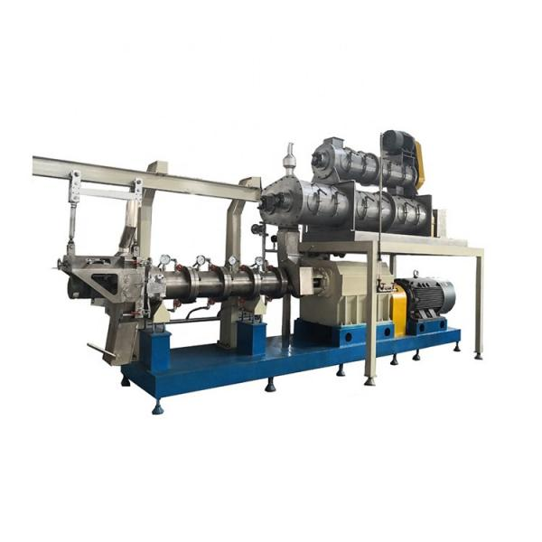 Fully Automatic Dog Food Production Machine Pet Food Processing Line #2 image
