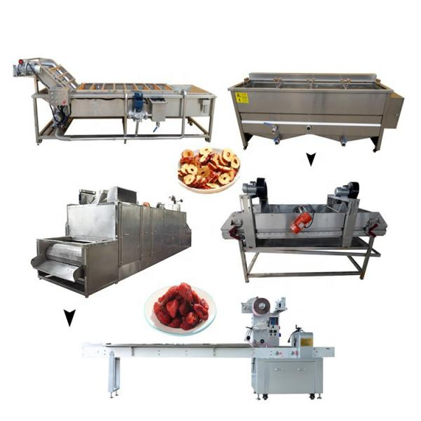 Complete Turnkey Fruit Vegetable Juice Jam Processing Line Jam Production Line Equipment Paste Processing Line Puree Paste Production Line #3 image